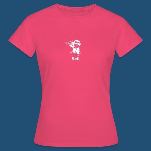 BestMonkeyLearning Logo - Women's T-Shirt