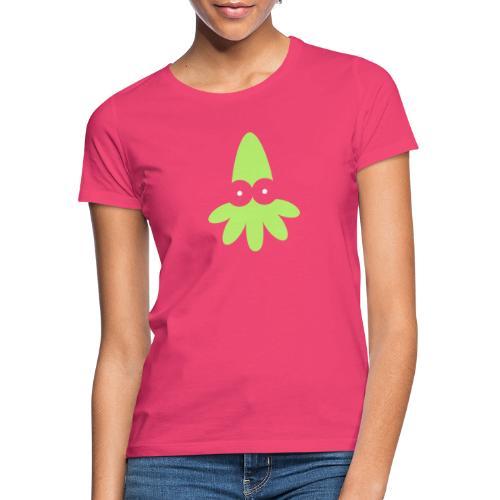 Squid Vector - choose design colours - Women's T-Shirt