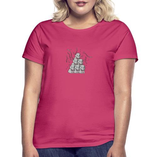 6 Welpen - Frauen T-Shirt