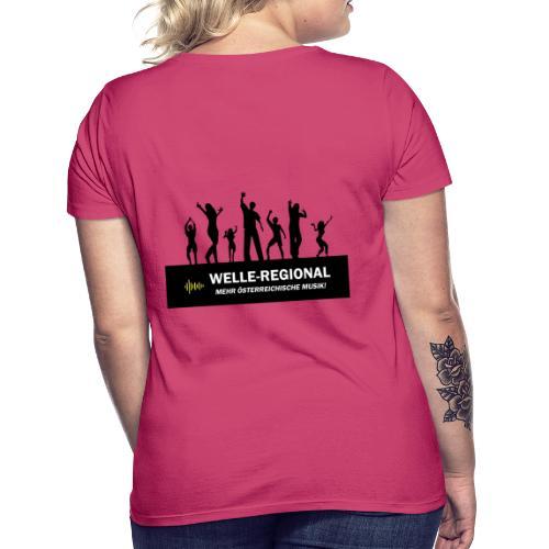 Welle Party - Frauen T-Shirt