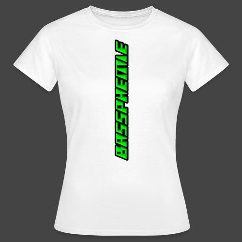 Bassphemie - Neongrün - Frauen T-Shirt