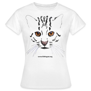 Viverrina 1 - Frauen T-Shirt