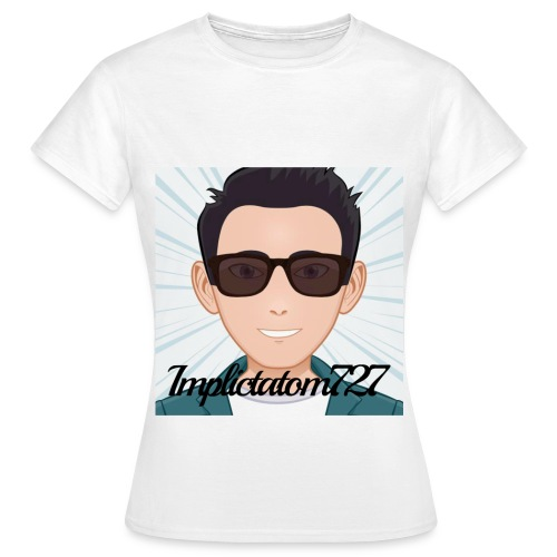 Implictatom727 Official Iconic Profile Pic. - Women's T-Shirt