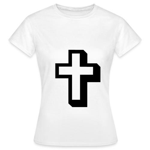 Criz cristiana - Camiseta mujer