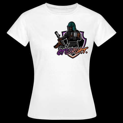''Ctgsport'' - Vrouwen T-shirt