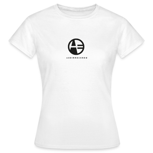 LOGO black - Women's T-Shirt