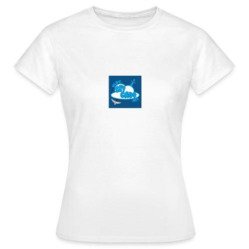 skycade - T-shirt dam