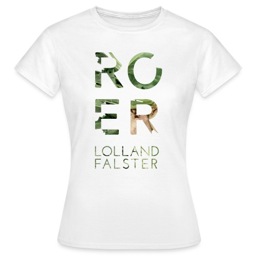 RO ER LOLLAND FALSTER / ROER LOLLAND FALSTER - Dame-T-shirt