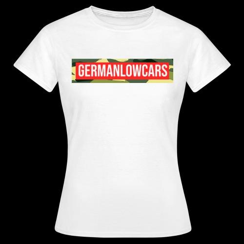 G L C R E D C A M O - Frauen T-Shirt