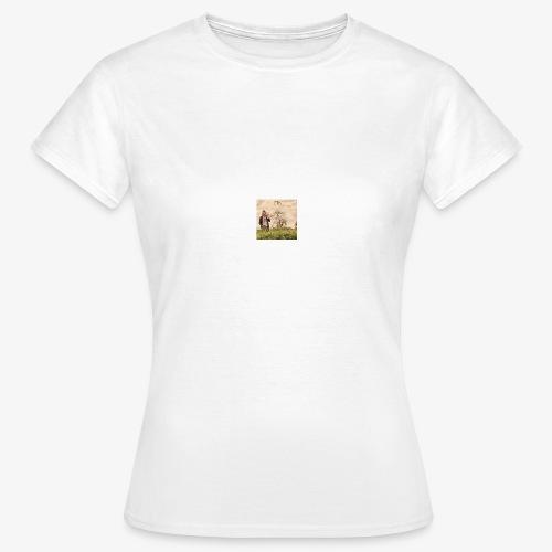 FLO - Moi, je dis - T-shirt Femme