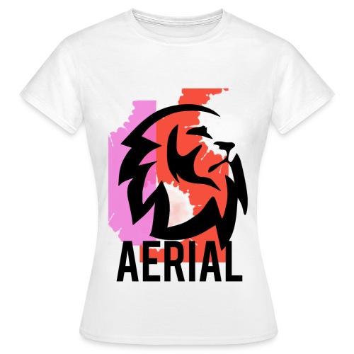 camiseta leon - Camiseta mujer