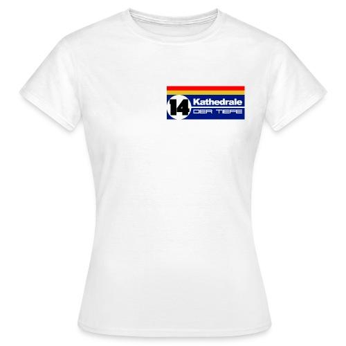 Kathedrale Vintage Racing - Frauen T-Shirt