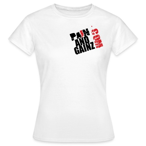 painandgainz3 - Maglietta da donna