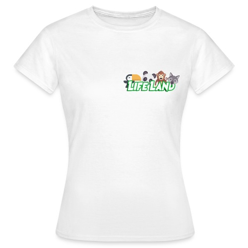 Life-Land officiel - T-shirt Femme