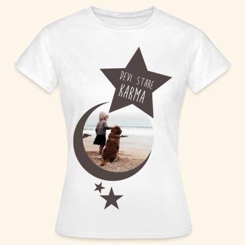 DEVI STARE KARMA 2 - Maglietta da donna