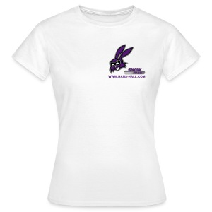 SnowRabbit - Frauen T-Shirt