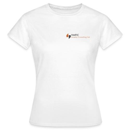HMFIC Security Consulting Logo - Frauen T-Shirt