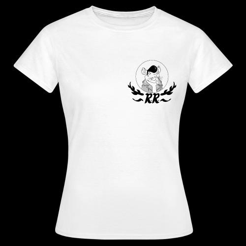 Classic Logo T-shirt Black/White - Women's T-Shirt
