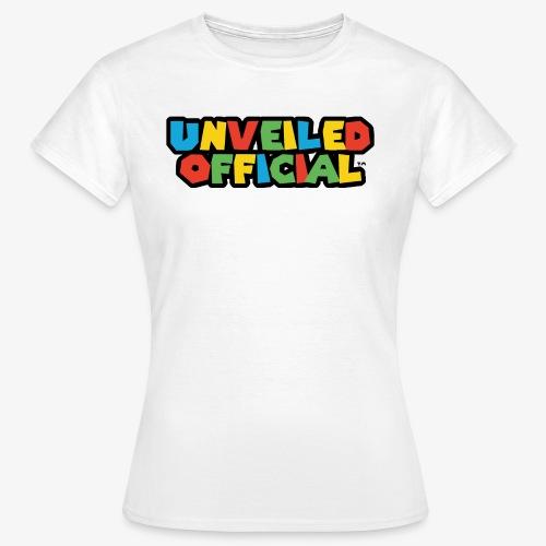 Unveiled Video Games Logo - Women's T-Shirt