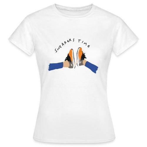 Sneakers - Camiseta mujer