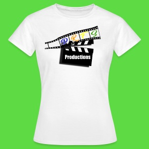 DRFS Productions - Vrouwen T-shirt