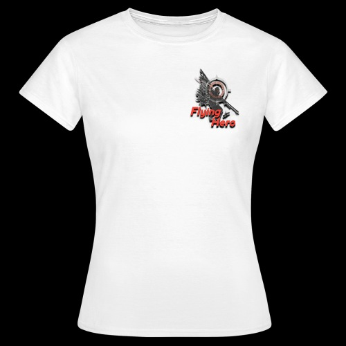Flying Hero - T-shirt Femme