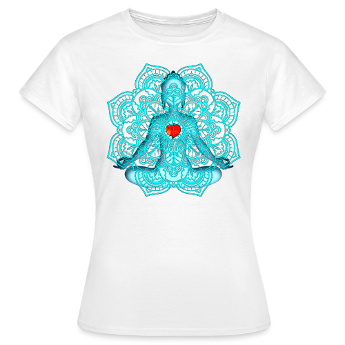 meditation - Women's T-Shirt