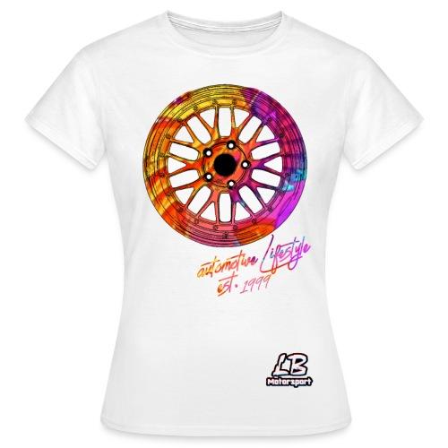 LB Motorsport-Automotive Lifestyle - Frauen T-Shirt