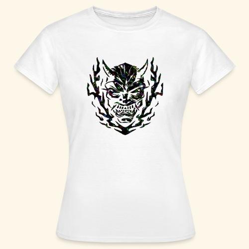 devil - T-shirt Femme