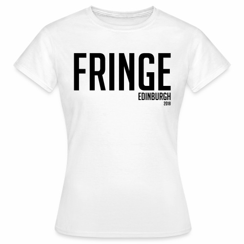 Fringe 2018 White - Women's T-Shirt