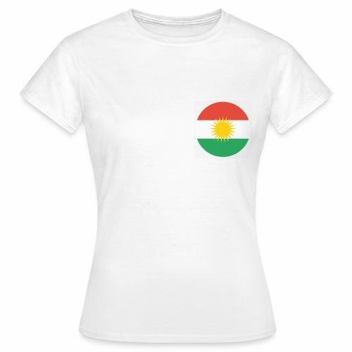 Kurdish tshirt - T-shirt dam