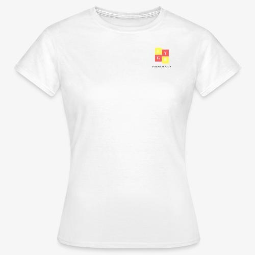 French Guy 1 - T-shirt Femme