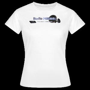 Radio PARALAX Facebook-Logo - Frauen T-Shirt