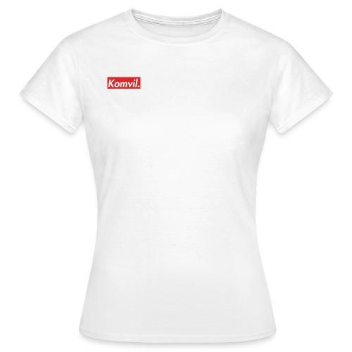 KomvilCraft | P R I M E Logo - Frauen T-Shirt