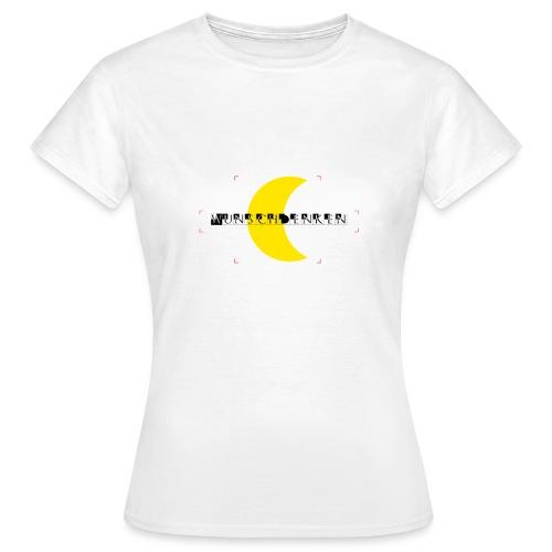 Wunschdenken Halbmond - Frauen T-Shirt