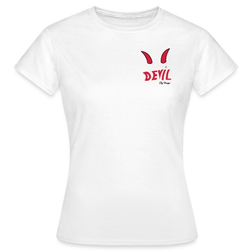 Collection devil by oméga - T-shirt Femme