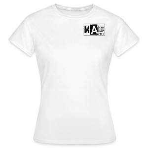 **MAD T-SHIRTS (LOGO-KLEIN)** - Frauen T-Shirt