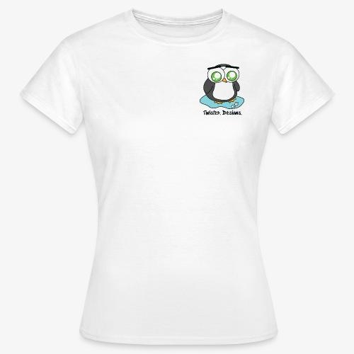 Sad Penguin - T-shirt dam
