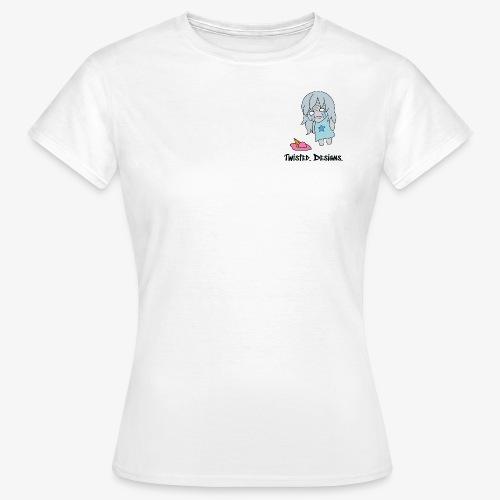 Sad Ghost - T-shirt dam