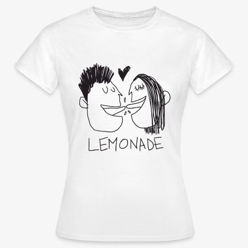 Lemonade Kiss - Maglietta da donna