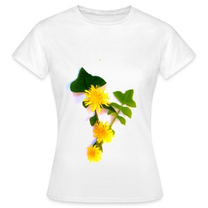 Margaritas 3d by The Cat Project - Camiseta mujer