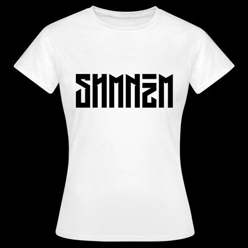SHMNzM Basic - Maglietta da donna