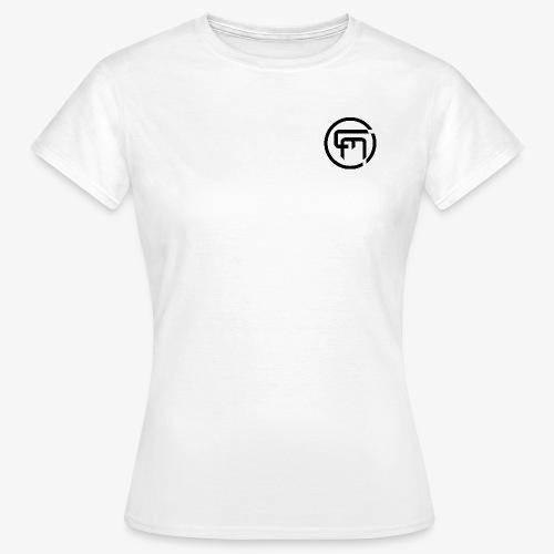 Chris Mitchell Black Logo - Women's T-Shirt
