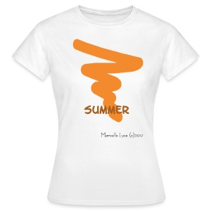 Streetworker Art by Marcello Luce - Summer 2017 - Frauen T-Shirt
