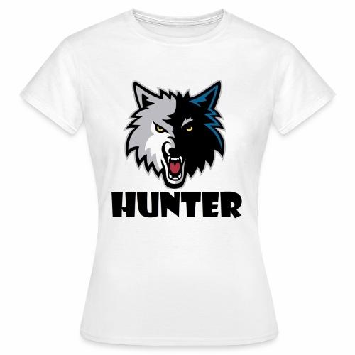 Hunter T-schirt - Vrouwen T-shirt