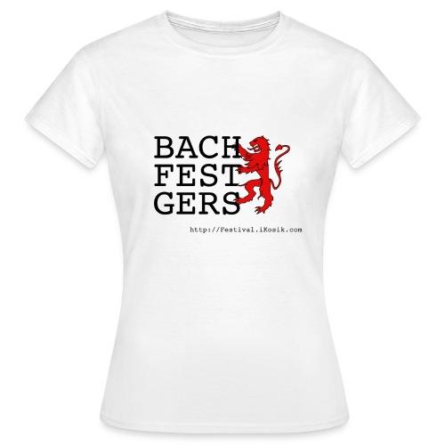 Bach Festival Gers - T-shirt Femme