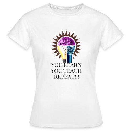 Your Learn Vit T-shirt - T-shirt dam
