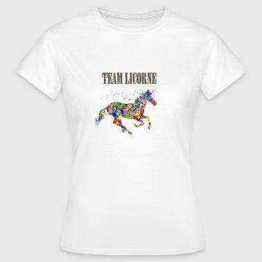 Team Unicorn - Women's T-Shirt
