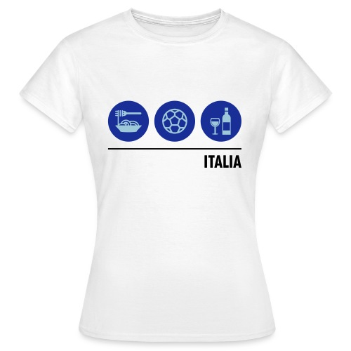 Circles - Italia - Women's T-Shirt