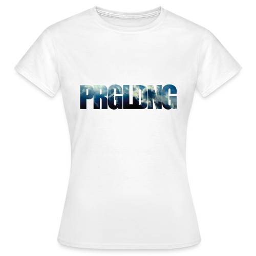 PRGLDNG - Frauen T-Shirt